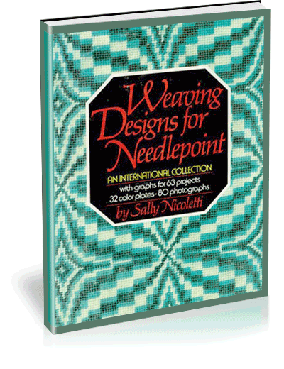 Weaving Designs for Needlepoint