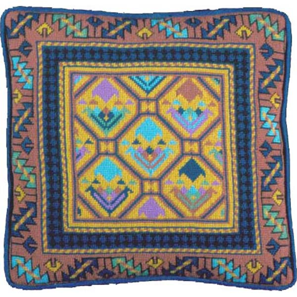 Image of Kashmere Needlepoint