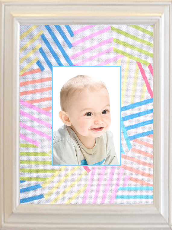Scratches Needlepoint Frame